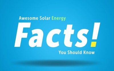 10 Awesome Solar Energy Facts You Should Know
