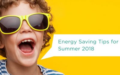 10 Simple Energy Saving Tips for Summer 2018